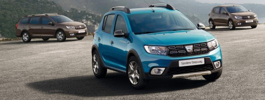 Dacia plans to shun Black Friday. Image by Dacia.