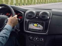 2017 Dacia Sandero. Image by Dacia.