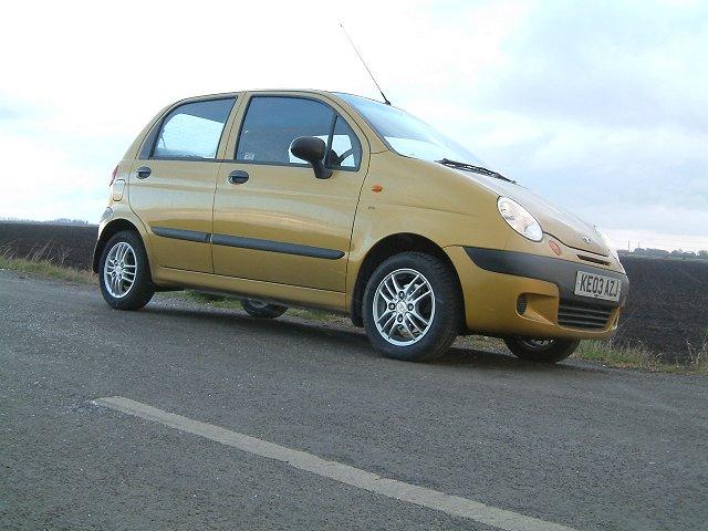 Daewoo Matiz 1.0 review   Car Reviews   by Car Enthusiast
