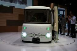 2015 Daihatsu Noriori concept. Image by Newspress.