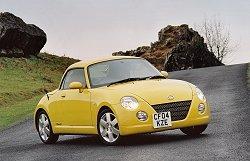 Whopping reductions on Daihatsu Copen. Image by Daihatsu.