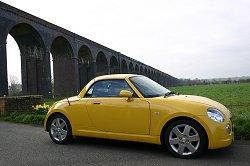 2004 Daihatsu Copen review. Image by Shane O' Donoghue.