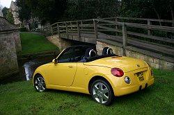 2004 Daihatsu Copen. Image by Shane O' Donoghue.