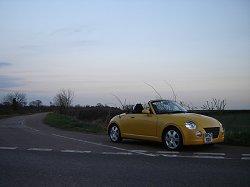 2004 Daihatsu Copen. Image by James Jenkins.