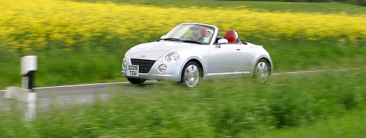 Just about Copen. Image by Daihatsu.