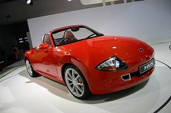 2005 Daihatsu HVS concept. Image by Shane O' Donoghue.