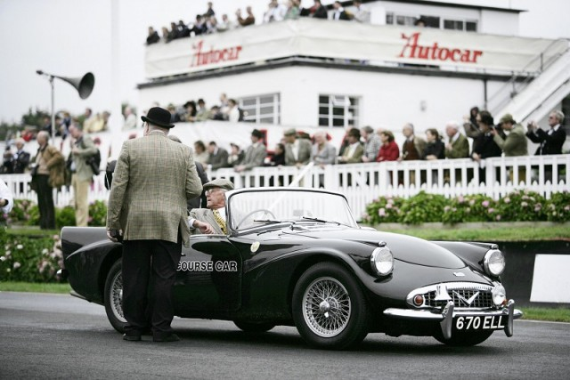 The Guv'nor under the hammer. Image by Historics at Brooklands.