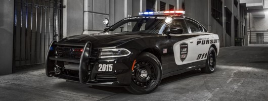 Mean Charger Pursuit for US cops. Image by Dodge.