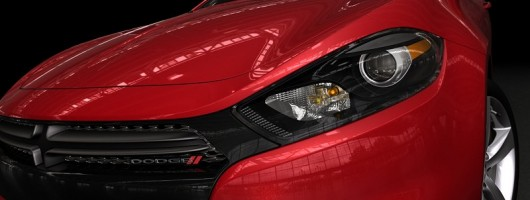 New Dodge Dart will have Alfa DNA. Image by Dodge.