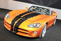 2010 Dodge Viper SRT-10 Roadster. Image by United Pictures.