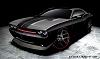 Dodge Challenger Blacktop.