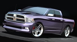 2008 Dodge Ram Mopar Underground Street Package. Image by Dodge.