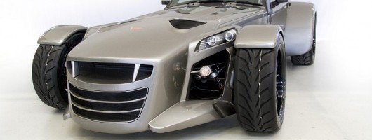Donkervoort unveils new track toy. Image by Donkervoort.