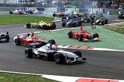 GP da Itália de Formula 1, Monza, em 2003 - by carenthusiast.com