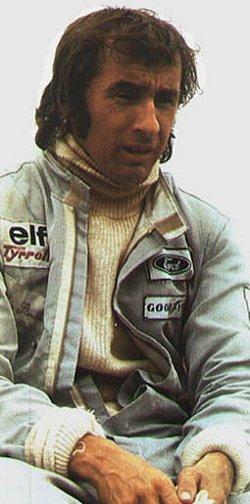 Jackie Stewart. Image by Eileen Buckley.