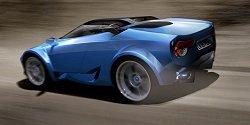 2005 Fenomenon Stratos Roadster. Image by Fenomenon.
