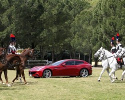 Ferrari gets involved with Queen's Jubilee. Image by Ferrari.