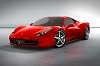2009 Ferrari 458 Italia. Image by Ferrari.