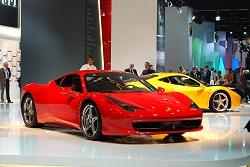 2009 Ferrari 458 Italia. Image by Kyle Fortune.
