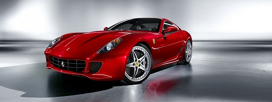 Sparky Ferrari on the way. Image by Ferrari.