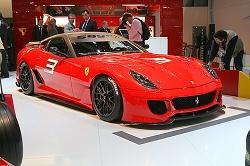 2009 Ferrari 599XX. Image by Shane O' Donoghue.