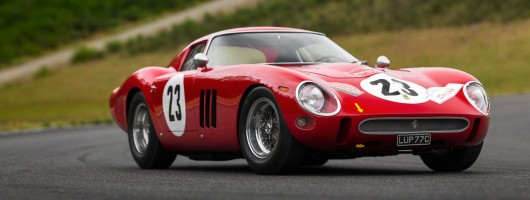 Ferrari breaks auction record. Image by RM Sothebys.