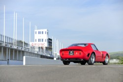 Ferrari 250 GTO recreation. Image by Dave Smith.