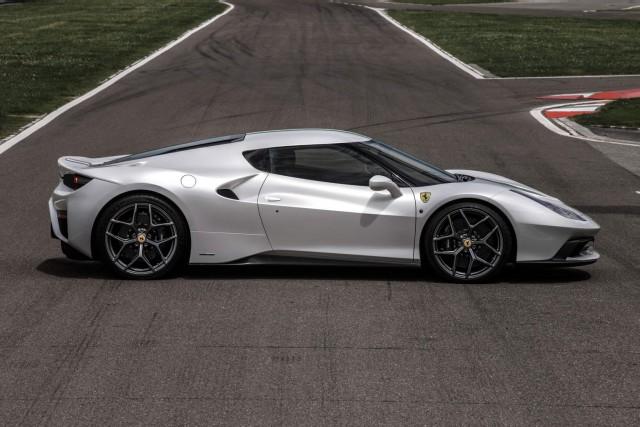 Ferrari to make one-off 458 MM. Image by Ferrari.