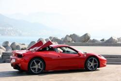 2012 Ferrari 458 Spider. Image by Ferrari.