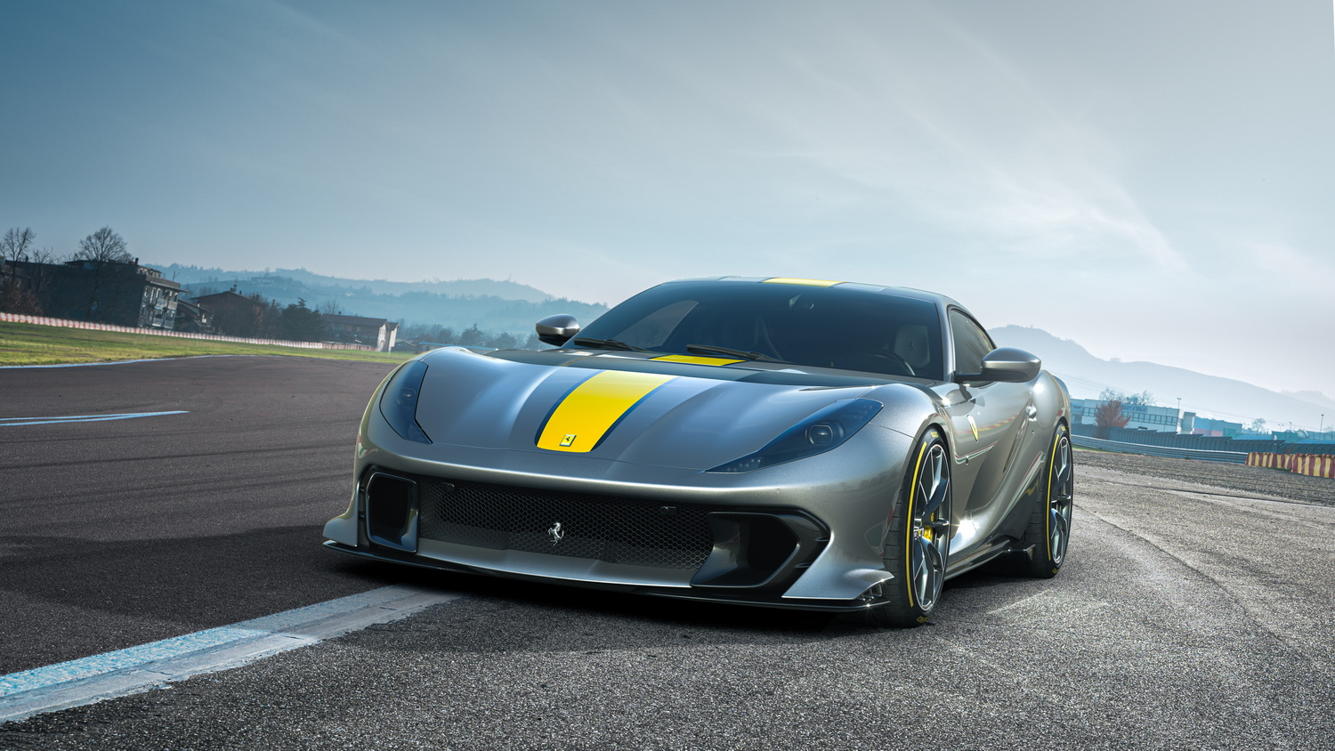 Ferrari readies even-faster 812 Superfast. Image by Ferrari.