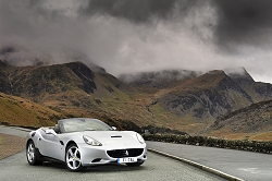 2011 Ferrari California. Image by Max Earey.