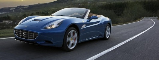 Ferrari enhances appeal of California. Image by Ferrari.