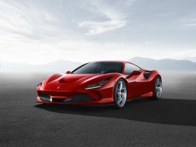 Ferrari replaces 488 GTB with F8 Tributo. Image by Ferrari.