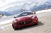 First Drive: Ferrari FF. Image by Ferrari.