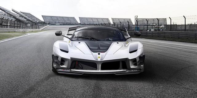 Ferrari reveals FXX-K Evo. Image by Ferrari.