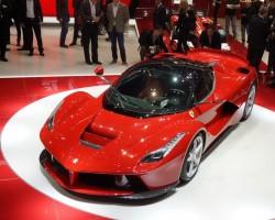 2013 Geneva Motor Show. Image by Newspress.
