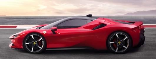 Ferrari unleashes 1,000hp SF90 Stradale. Image by Ferrari.