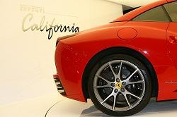 2008 Ferrari California. Image by Syd Wall.