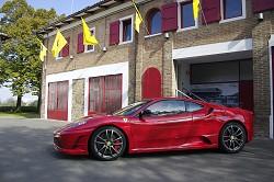 2007 Ferrari 430 Scuderia. Image by Kyle Fortune.