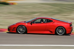 2007 Ferrari 430 Scuderia. Image by Ferrari.