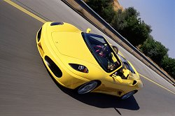 2005 Ferrari F430 Spider. Image by Ferrari.