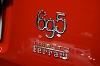 2010 Abarth 695 Tributo Ferrari. Image by Kyle Fortune.