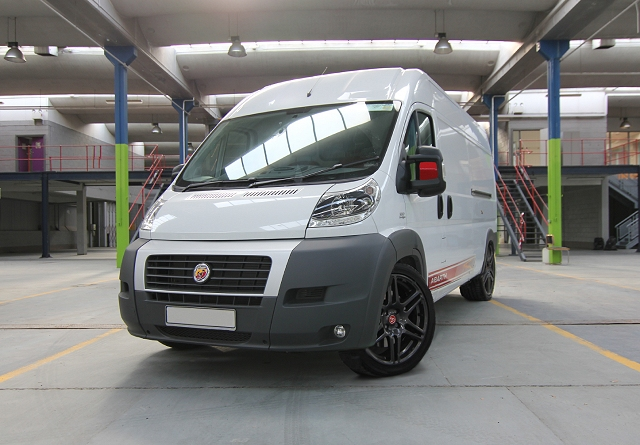 The Car Enthusiast Image Gallery 2011 Abarth Ducato M