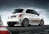 Fiat 500 Abarth.