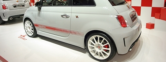 Review: Fiat at the Paris Motor Show. Image by Syd Wall.