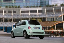 2014 Fiat 500 Cult. Image by Fiat.