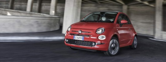 First drive: 2015 Fiat 500. Image by Fiat.