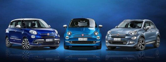 Fiat adds Mirror and S-Design trims to portfolio. Image by Fiat.