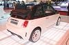 2010 Fiat 500C Abarth.