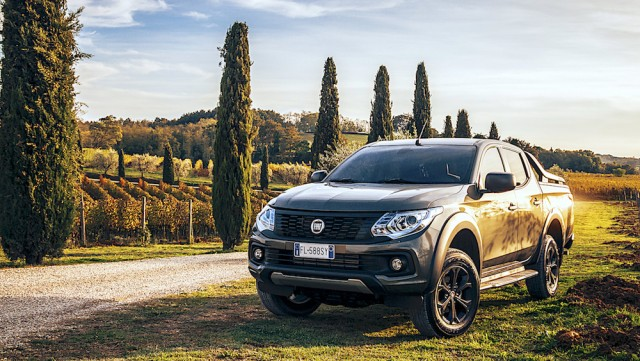 First Drive: Fiat Fullback Cross. Image by Fiat.